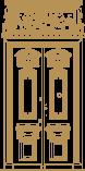 Drzwi Wejściowe 1,40 x 2,66 / 3,63 m