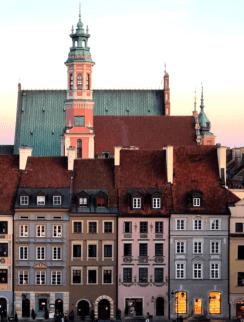 Wzrost cen nieruchomości w Warszawie przyciąga inwestorów