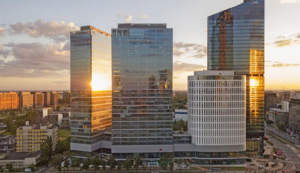 Kompleks The Warsaw Hub