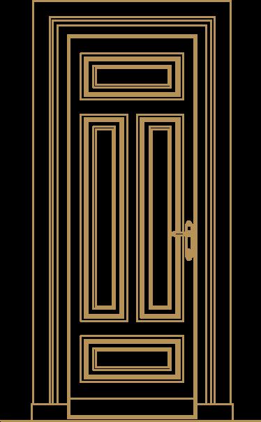 Drzwi Wejściowe 0,90 x 2,40 m